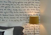 wall paper ideas