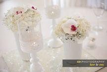 Wedding Decoration Ideas - Διακόσμηση