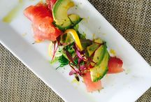 Summertime Dining 2015 / New summer menu at Fresh Salt featuring the Chef's simple yet high quality approach to transforming fresh locally-grown ingredients into beautifully inspired dishes.