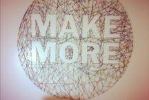 God made us creative / really creative things / by Jamie Morris