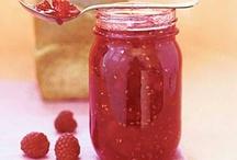 Jam,marmelade and  preserve
