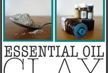 Natural oils / Natural oils for body and mind