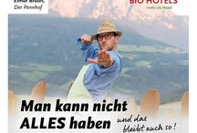 Bio ist besser / Hier geht es #Bio und unsere @Biohotels und warum wir Bio lieben und leben. Auch in unserem #Biohotel.