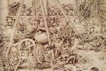 leonardo Da Vinci / MEDIEVAL ITALIAN GENIUS