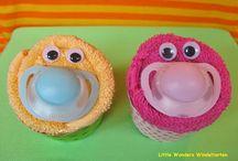 Little Wonders Windeltorten / Kreative Windeltorten für unsere kleinen Wunder  Creative Diaper Cakes for our little Wonders