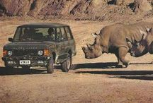 Range Rover Classic Ads
