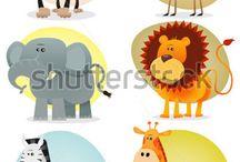 Animals / Vectora