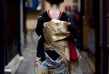 Japan, Kimono, Yukata ....