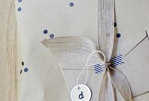 Gift wrap / by Darcy Conroy