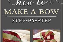 Bows - Christmas