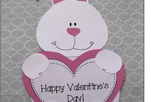 School- February- Valentine's Day