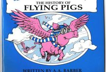 THE LOST FORESTS BOOKS / If Pigs could fly