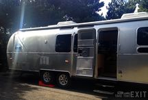 Airstreams - Shiny, Tiny Homes / Why choose an Airstream and what is up with these shiny, tiny homes? Come, stay a while and you'll find out!