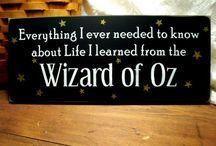 Wizard of Oz / by Kathy Ferguson