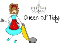 Queen of Tidy / by Sarah Fairbanks