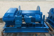 JK series elecrtic winch with factory price