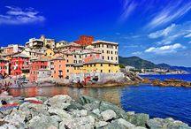 Mit nézzünk meg Észak-Olaszországban? / Észak–Olaszország egyik legszembetűnőbb jellegzetessége a földrajzi sokszínűsége, hiszen a táj Alpesi hegyekkel és a gleccsertavakkal valamint az Adria és az olasz Riviéra napsütötte partvidékével is büszkélkedik... Írta: Mónok Gabriella