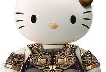 I ♡ Hello Kitty / by Stacy Austin