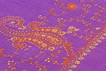 Shawl of the week / Weekly discounts on beautiful handmade shawls and stoles from the Valley of Kashmir, India.