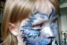 face painting MonikaNyznyk