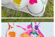 Kids crafts/things to do