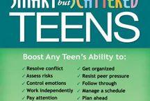 Parenting Resources - Teens