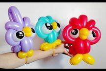 ballon vouwen