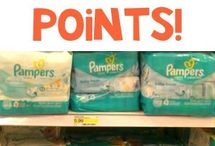 pampers points / by Polly Jones