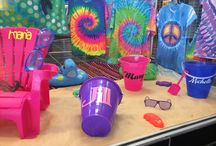 Fun in the sun! / Don't go to the boardwalk and pay those ridiculous prices stop in at Airgraphics today and have your beach stuff ready right away! 610-921-8300 We can put your name on your beach towel your bucket your beach chair!
