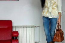 For winter / ruhák télre összeállítva