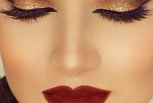Christmas Beauty Makeup Inspiration