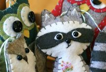 Felt Creations  / by Sue Nickel Brunson
