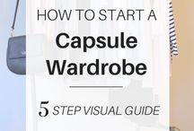 New project-my capsule wardrobe
