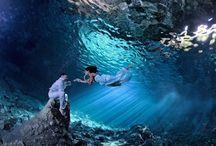 Amazing underwater foto