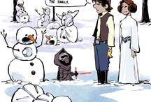Calvin&Hobbes Star Wars