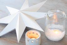 Winter - winter / Alles zum Thema Winter: Dekoration,Basteln und mehr  all about winter. decoration, crafting,