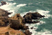 L'île d'Yeu - Vues aériennes / Vues aériennes de L'île d'Yeu #IledYeu #Vendée