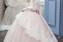Bautizo vestidos
