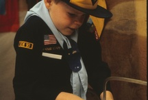 Cub Scouts / by Marcia Roberts
