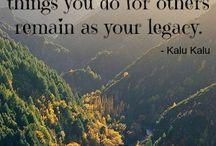 words of wisdom / by Chelsey Ann Franklin