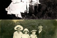 Photo Restoration - Valokuvien Korjausta / Valokuvien korjausta. Vanhojen valokuvien korjaaminen. Vanhat perhekuvat, kunnostus ja restaurointi. Old photographs, photo restoration, restorations
