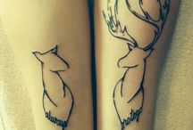 Tattoo / Sonhos sobre o amor tatuado.