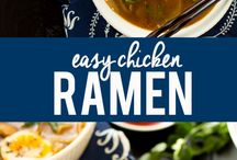 Ramen for Moms / Why ramen is helpful for moms with kids
