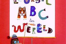 de mooiste ABC-boeken / alfabetboeken in alle vormen, kleuren en formaten
