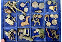 Metal Detecting Finds / by Deborah Goulekas