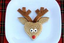 christmas ~ kids food & crafts