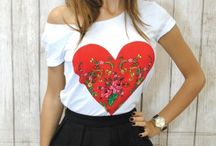 T-shirt folk etno / T-shirt folk etno http://www.sklepludowy.pl/koszulki-i-bluzy