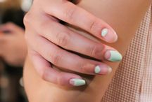 Nails°Hair°Skin / Cute and easy ideas for nails and hair