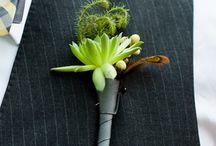 Corsages/buttonholes