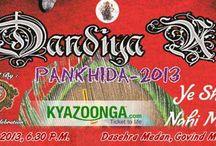 KyaZoonga.com: Buy tickets for Dandiya Nite - Pankhida – 2013